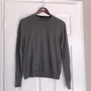Tiger of Sweden Small Crewneck Wool Sweater